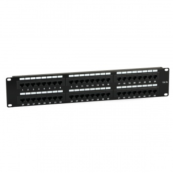 Patch Panel 48 porty kat.5