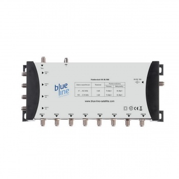 Multiswitch 5/8 Blue Line BL58B