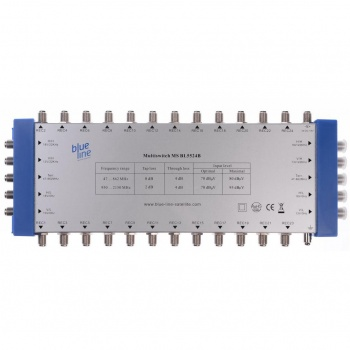 Multiswitch 5/5/24 MS BL5524B Blue Line