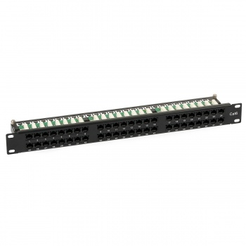 Patch Panel 48 porty kat.6