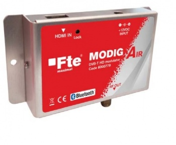 Modulator DVB-T FTE MODIG AIR HDMI BLUETOOTH