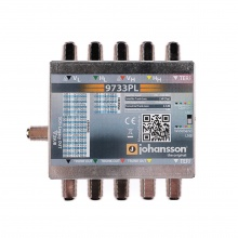 Multiswitch Unicable II 5/1, 9733PL Johansson