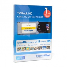 TV Pack SMART HD Moduł Conax + karta 1m-c