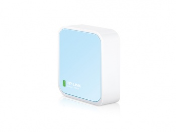 Router TP-LINK TL-WR802N nano